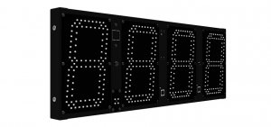 SMD / LED PRICE SIGN DIGITS